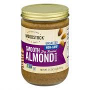 Woodstock Farms All Natural Smooth Almond Butter Unsalted