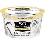 So Delicious Coconut Milk Vanilla Yogurt