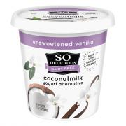 So Delicious Coconut Milk Unsweetened Vanilla Yogurt