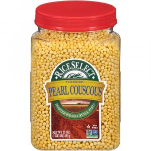 Rice Select Pearl Couscous With Turmeric