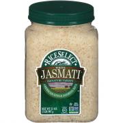 Rice Select Texmati Grown Long Grain Jasmatic White Rice