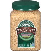 Rice Select Texmatic Brown Basmati Rice
