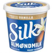 Silk Almondmilk Vanilla Yogurt Alternative