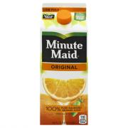 Minute Maid From Concentrate Pure Premium Orange Juice