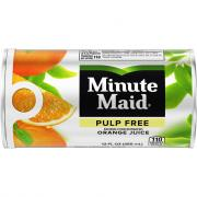 Minute Maid Pulp Free Orange Juice Concentrate