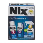 Nix Completed Maximum Strength Lice Elimination Kit Bonus