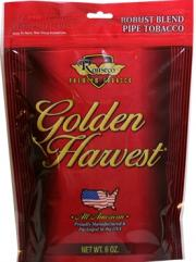 Golden Harvest Robust Pipe Tobacco