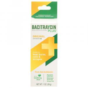 Bacitraycin Plus Aloe Antibiotic Ointment