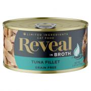 Reveal Tuna Fillet Canned Cat Food