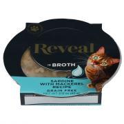 Reveal Sardine with Mackerel Cat Food
