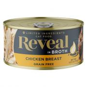 Reveal Chicken Breast Canned Cat Food