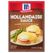 McCormick Hollandaise Sauce Mix