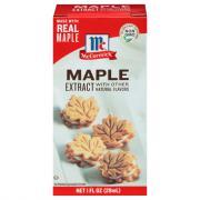 McCormick Imitation Maple Extract