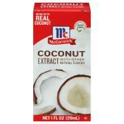 McCormick Imitation Coconut Extract