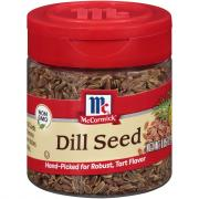 McCormick Dill Seeds