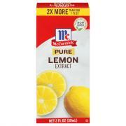 McCormick Lemon Extract