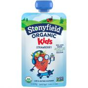 Stonyfield Organic Kids Strawberry Yogurt Pouch