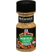 McCormick Grill Mates Montreal Chicken Seasoning