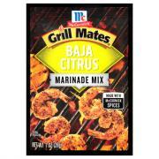 McCormick Grill Mates Baja Citrus Marinade Mix