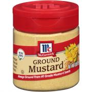 McCormick Ground Double Superfine Mustard