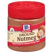 McCormick Ground Nutmeg