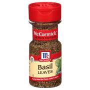 McCormick Basil Leaves