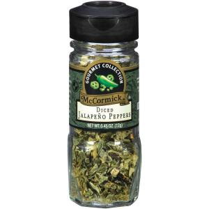 Mccormick Gourmet Diced Jalapeno Peppers