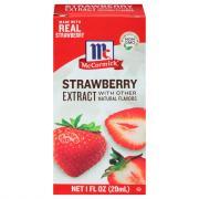McCormick Imitation Strawberry Extract