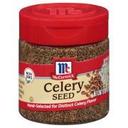 McCormick Whole Celery Seeds