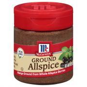 McCormick Ground Allspice