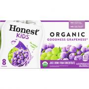 Honest Kids Organic Goodness Grapeness
