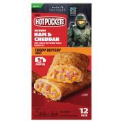 Hot Pockets Ham & Cheese