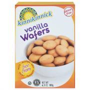 Kinnikinnick Gluten Free Vanilla Wafers