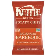 Kettle Backyard Barbecue Potato Chips