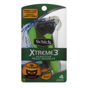Schick Original Xtreme 3 Razors