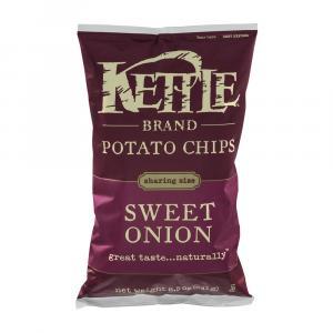 Kettle Sweet Onion Potato Chips