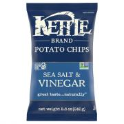 Kettle Sea Salt & Vinegar Potato Chips