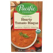 Pacific Natural Foods Organic Hearty Tomato Bisque