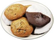 Black & White or Blueberry Muffin Tops