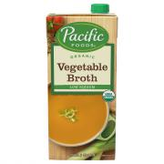 Pacific Natural Foods Organic Low Sodium Vegetable Broth