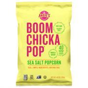 Angie's Boom Chick-a-Pop Sea Salt Popcorn