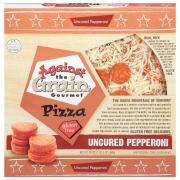 Against The Grain Gourmet Pepperoni Pizza