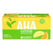 AHA Sparkling Water Citrus and Green Tea