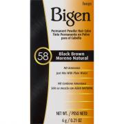 Bigen Black Brown Hair Coloring
