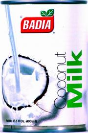Badia Coconut Milk