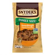 Snyder's of Hanover Sourdough Pretzels
