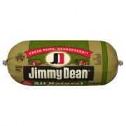Jimmy Dean Natural Roll Sausage