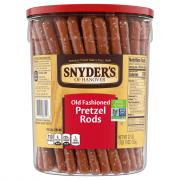 Snyder's of Hanover Old Fashioned Pretzel Rods