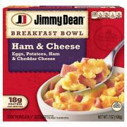 Jimmy Dean Ham, Egg, Potato, & Cheese Breakfast Bowl