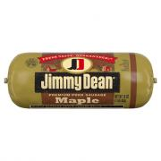 Jimmy Dean Maple Roll Sausage
